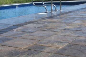 Pool Decks (Paver, Natural Stone)